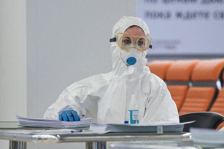 О подтвержденных случаях новой коронавирусной